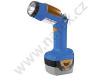 AS 12-3+ Akumulátorová svítilna 12,0 V bez akumulátoru a nabíječky