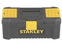 """12,5"""" box s plastovou přezkou, vnitřní organizér, uzamykatelný, 32x18,8x13,2cm"""