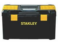 """19"""" box s plastovými přezkami, vnitřní organizér, uzamykatelný, 48,2x25,4x25,0cm"""