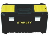 """19"""" box s kovovými přezkami, vnitřní organizér, uzamykatelný, 48,2x25,4x25,0cm - akce Q4-2017"""