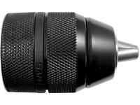 """Sklíčidlo vrtačkové rychloupínací kovové Lock HM čelisti 1,5-13mm se závitem 3/8"""" 24UNF, házivost do 0,35mm"""