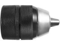 """Sklíčidlo vrtačkové rychloupínací kovové Lock HM čelisti 1,5-13mm se závitem 1/2"""" 20UNF, házivost do 0,35mm"""