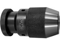 Sklíčidlo vrtačkové rychloupínací kovové STROJNÍ 1-10mm s kuželem B16, házivost do 0,12mm