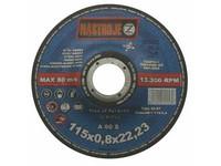 Kotouč řezný 115x0,8x22 na ocel a nerez 50 ks v bal.